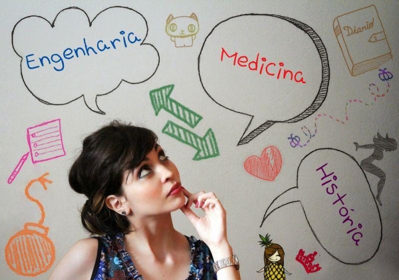 Quanto Custa Orientação Profissional no Pari - Orientação Vocacional com Psicólogo