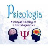 consultório de psicodiagnóstico em sp em Água Rasa