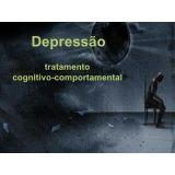 onde encontrar tratamento para estresse e depressão em Aricanduva