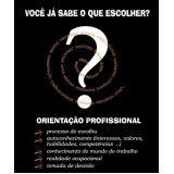 onde encontro clínicas de orientação profissional no Parque São Rafael
