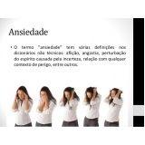 quanto custa tratamento para ansiedade na Vila Mariana