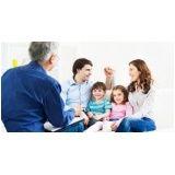 terapia familiar preço na Sé