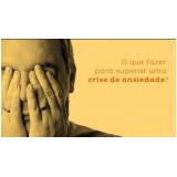 tratamento para ansiedade preço na Vila Carrão