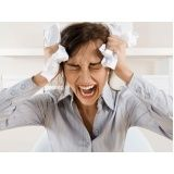 tratamento para estresse na Vila Gustavo