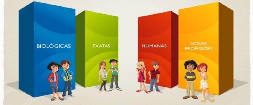 Orientações Vocacionais na Liberdade - Orientação Vocacional Psicologia