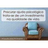 onde encontrar clínica de atendimento psicológico na Vila Gustavo