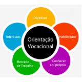 quanto custa orientação vocacional na Vila Medeiros